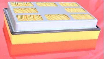 Obrázek vzduchový filtr hranatý do Robin DY-27-D filter filtri filtres nahradí originál DY27D