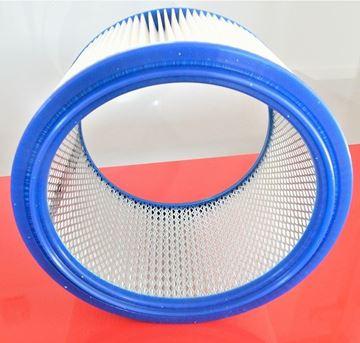 Image de filtre polyester lavable renforcé intérieurement convient à Hilti VCU40-M VCU40 VCU-40M remplacer l'origine