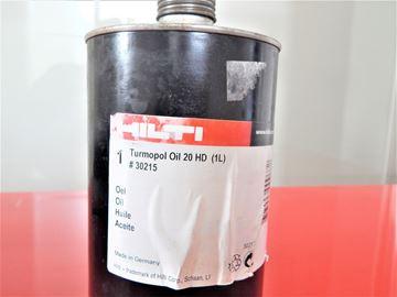 Obrázek Hilti 20HD HD20 HD 20 Turmopol öl oel oil olej 1L / TOP