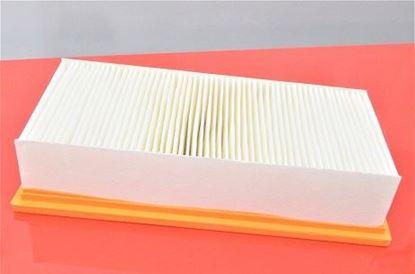 Obrázek papírový filtr FLEX S 47 S47 S47M S36 S36M VCE35 VCE35L VCE35AC VCE45 VCE45L VCE45AC VC35L VC35MC nahradí original filtr filter 337692 369829 suP polyester