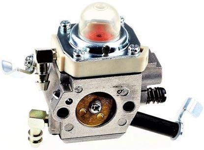 Imagen de karburátor pro Wacker BS 60-2 BS60-2 s obj. číslem 0009417 verze 121-124 Vergaser carburateuer suP BS602 filter filtre