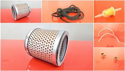 Image de filtre pour Bomag BT58 BT 58 with Bomag engine / 1x filtre à air 1x filtre à carburant 1x starter rope / remplace la pièce de rechange d'origine SET1