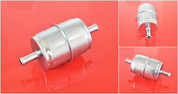 Obrázek palivový filtr potrubní filtr do Bobcat X 231 motor Kubota filter filtre