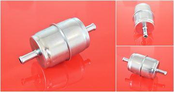 Obrázek palivový filtr potrubní do Bomag BW 80AD motor Hatz 1D80 valec BW 80 AD BW80 AD objímky hadičky filter filtre