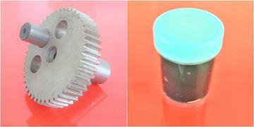 Image de ozubené kolo převod Bosch GSH 5 E GSH5E nahradí 1616317062 mazivo GRATIS