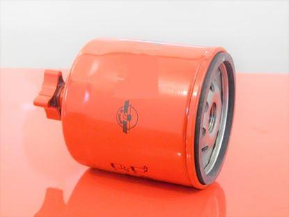 Obrázek palivový filtr pro Bobcat 753 motor Kubota