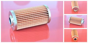 Obrázek palivový filtr do Airman minibagr AX 12 motor Isuzu 3KC1 filter filtre