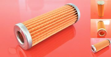Obrázek palivový filtr do Hitachi EX 15-2 motor Kubota D 1105 filter filtre