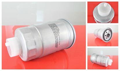 Obrázek palivový filtr do Atlas bagr AB 1104 serie 117 motor Deutz BF4L1011 částečně VER2 filter filtre