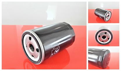 Obrázek olejový filtr pro Atlas bagr AB 1204 motor Deutz F4L1011 / BF4L1011 filter filtre