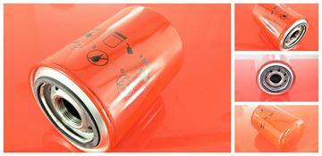 Obrázek hydraulický filtr šroubovací Kubota minibagr KH 8 motor Kubota D 850B4 částečně filter filtre