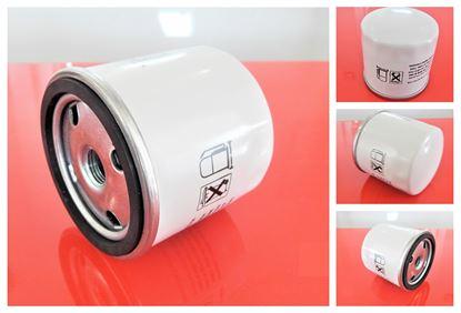 Obrázek palivový filtr do Weidemann 2502 D/D filter filtre