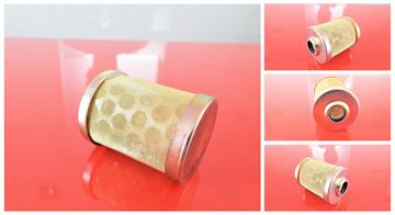 Obrázek palivový odlučovač vody do Yanmar minibagr YB 121 motor Yanmar ver1 filter filtre