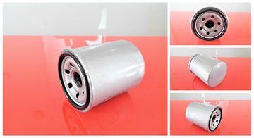 Picture of olejový filtr pro Atlas minibagr  AM 21 R motor Mitsubishi L 3E-W262KL filter filtre