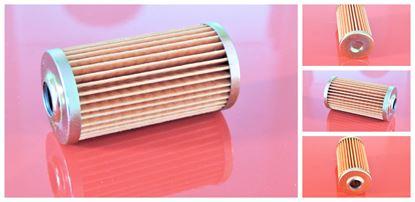 Obrázek palivový filtr do Nissan-Hanix minibagr H 22B motor Isuzu 3YC1 filter filtre