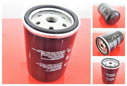 Obrázek palivový filtr do Bobcat minibagr X 125 od sériové číslo 120000A97 filter filtre
