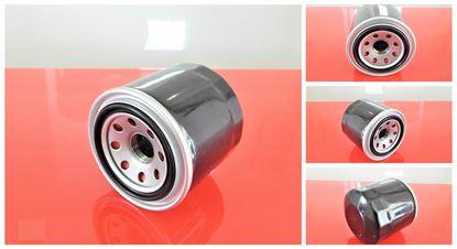 Obrázek olejový filtr pro Komatsu PC 18 MR-2 motor Komatsu 3D67E filter filtre