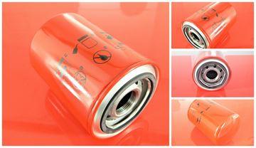 Obrázek hydraulický filtr-šroubovácí patrona pro Hanix N 260-2 motor Mitsubishi K4E filter filtre