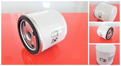 Bild von palivový filtr do Komatsu PC 35MR-2 GALEO motor Komatsu 3D88E-5P filter filtre