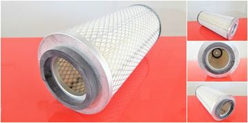 Picture of AIR FILTER FOR ATLAS AB 804 R - ENGINE PERKINS 104.19