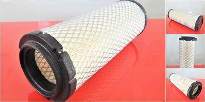 Obrázek vzduchový filtr do Pel Job minibagr EB 30.4 od serie 13400 filter filtre