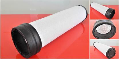 Obrázek vzduchový filtr patrona do Hydrema M 1700 C Perkins 1104C filter filtre