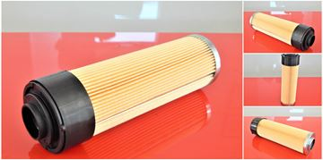 Obrázek hydraulický filtr vložka pro Schaeff nakladač SKL 820 A motor Perkins 4.108 filter filtre