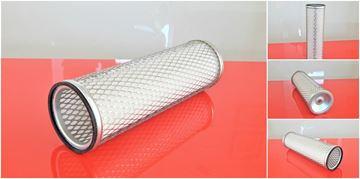 Obrázek vzduchový filtr patrona do Hanix SB 30 motor Mitsubishi K4M filter filtre