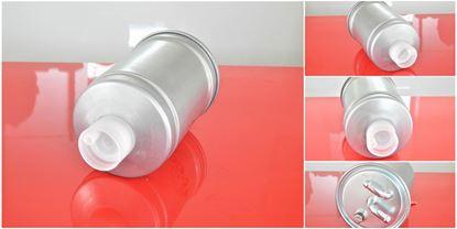 Obrázek palivový filtr do Kubota minibagr KX 71-2 motor Kubota V 1105BH od sériové číslo 56044 filter filtre