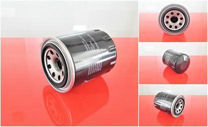 Obrázek olejový filtr pro Caterpillar minibagr 303C CR motor Mitsubishi S3Q2 filter filtre