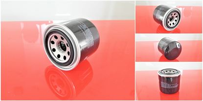 Obrázek palivový filtr do Avant 420 motor Kubota D 722 nakladač filter filtre