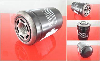 Obrázek hydraulický filtr (stand flow) pro Bobcat nakladač T 320 SN:A7MP 11001-A7MP 60090 motor Kubota V 3800-DI-T filter filtre
