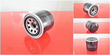 Obrázek palivový filtr do Neuson minibagr 2000 motor Kubota D1105 filter filtre