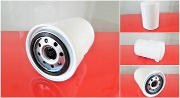 Obrázek hydraulický filtr-šroubovácí patrona pro Hanix H 15 A motor Mitsubishi L3E filter filtre