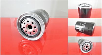 Image de hydraulický filtr šroubovací pro JCB 407 B ZX motor Perkins 1004.4 filter filtre