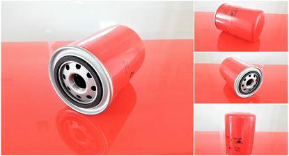 Obrázek olejový filtr pro Atlas bagr AB 1602 ELC motor Deutz F4L912 / F5L912 částečně ver1 filter filtre