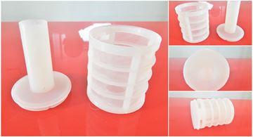 Obrázek odlučovač vody Takeuchi minibagr TB153FR TB 153FR motor Yanmar 4TNV88-PTBZ1 abscheider wasser filter filtro filtrato oem quality suP filtre