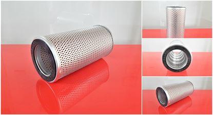 Obrázek hydraulický filtr pro Yanmar minibagr YB 501 motor Yanmar 4TN78T filter filtre