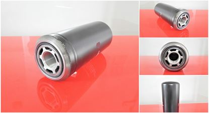 Imagen de hydraulický filtr (high flow) pro Bobcat nakladač T 320 SN:A7MP 11001-A7MP 60090 motor Kubota V 3800-DI-T filter filtre