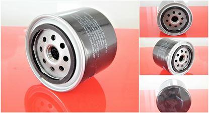 Obrázek olejový filtr pro Kubota minibagr KH 101 od číslo serie 51042 motor Kubota V 1702BH filter filtre