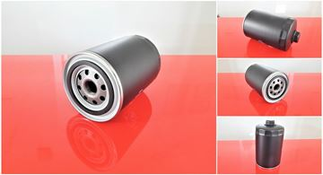 Obrázek hydraulický filtr převod pro JCB 406 od sč 630001 do 632363 motor Perkins filter filtre