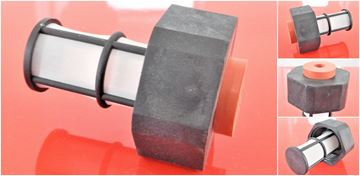 Obrázek palivový filtr do Wacker vibrační pěch BS 700 BS700 Wacker-Neuson WM80 WM700 OEM kvalita skladem filter filtre Kraftstofffilter / fuel filter / filtre à carburant / filtro de combustible
