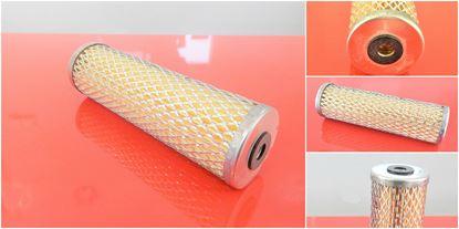 Obrázek palivový filtr do Bomag vibrační deska BPR 50 motor Hatz E780 filter filtre