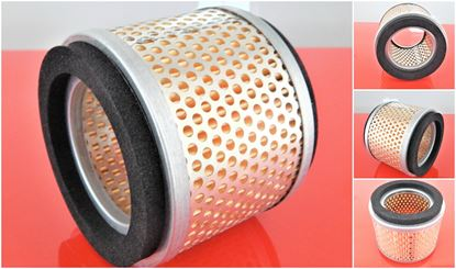 Bild von vzduchový filtr do Ammann ACR68 motor Honda GX100 air luft filter filtre
