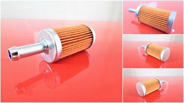 Obrázek palivový filtr do vibrační deska Weber CR 4 motor Hatz 1B30 filter filtre