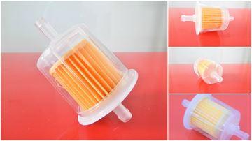 Obrázek palivový filtr potrubní filtr do Kubota minibagr KH 16 W motor Kubota D 1402BH filter filtre