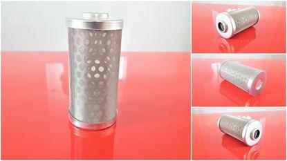 Obrázek palivový odlučovač vody do Avant 420 motor Kubota D 722 nakladač filter filtre