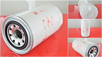Imagen de hydraulický filtr šroubovací pro Caterpillar E 70 motor Mitsubishi 4D31 filter filtre