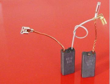 Obrázek HILTI TE 505 TE505 kartáče nahradni uhlíky do sekaciho kladiva - kohlebürsten carbon brushes balais de charbon escobillas de carbón угольные щетки szénkefék