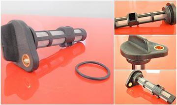 Obrázek olejový filtr pro Yanmar minibagr YB 101 motor Yanmar L90SEB filter filtre